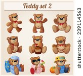 Teddy Bears Set. Part 2....