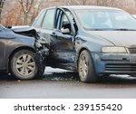 Automobile Crash Accident On...