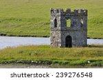 loch scolpaig tower  north uist'...
