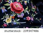 shawl | Shutterstock . vector #239347486