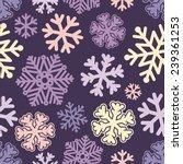illustration festive christmas ... | Shutterstock . vector #239361253