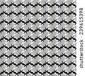 seamless pattern stylish... | Shutterstock .eps vector #239615398