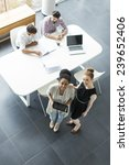 young people in the office   Shutterstock . vector #239652406
