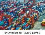 Hong Kong  Nov14  Containers A...