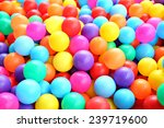 Color Ball For Children Child...
