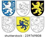 coat of arms   lions