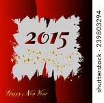 2015 happy new year modern...