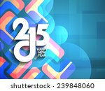 glowing colorful background...   Shutterstock .eps vector #239848060
