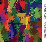 organic abstract pattern | Shutterstock .eps vector #239940754