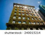 usa apartments. good life in... | Shutterstock . vector #240015214