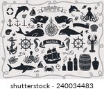 Maritime Clip Art   Set Of...