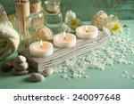Candles  Bottles Sea Salt And...