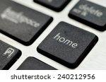button of keyboard | Shutterstock . vector #240212956