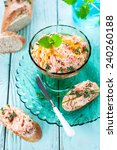 Salmon And Soft Cheese Spread