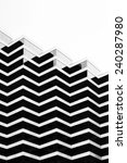 play of lines and patterns  ... | Shutterstock . vector #240287980