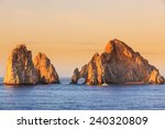 The Arch Of Cabo San Lucas At...