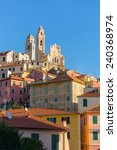 The Old Town Of Cervo  Liguria...