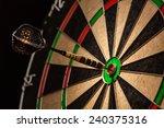 Success Hitting Target Aim Goal ...