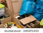 clearing out | Shutterstock . vector #240391453