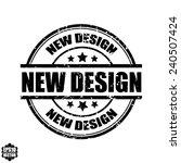 eps10 vector   new design... | Shutterstock .eps vector #240507424