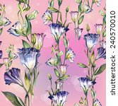 flowers pattern | Shutterstock .eps vector #240570010