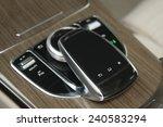 car interior  car interior ... | Shutterstock . vector #240583294