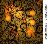 Abstract Seamless Pattern Like...