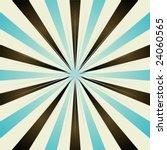 abstract sun rays vector... | Shutterstock .eps vector #24060565