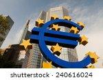 euro | Shutterstock . vector #240616024