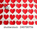 """happy valentines day"" message... 