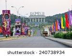 hyderabad  india   november 2 ... | Shutterstock . vector #240738934