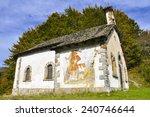 Chapel Of Virgen De Las Nieves...