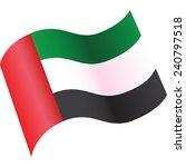 emirates | Shutterstock .eps vector #240797518