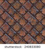 seamless wooden panel door... | Shutterstock . vector #240833080