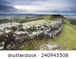 Hadrian's Wall Built By Roman'...