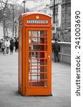 Famous Telephone Booth In...