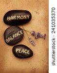Harmony  Balance  Peace