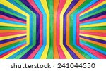 fantasy color wood background | Shutterstock . vector #241044550