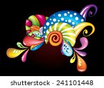 abstract colors background for...