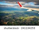 High Angle View Of Chiang Mai...