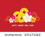 Chinese New Year Decoration...