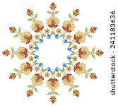 ornament and design ottoman... | Shutterstock .eps vector #241183636
