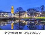 Zwolle In The Evening With The...