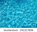 water caustics background   Shutterstock . vector #241217836