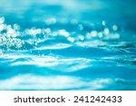 bokeh light background in the... | Shutterstock . vector #241242433