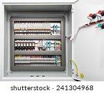 metal shield energy distribution