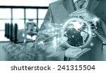 internet concept | Shutterstock . vector #241315504
