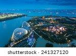 Singapore Dec 26 Night View Of...
