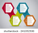 abstract infographic design... | Shutterstock .eps vector #241352530