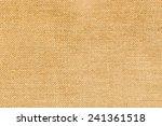 burlap texture background | Shutterstock . vector #241361518